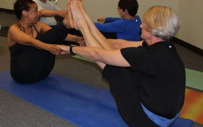 Fitness: Yoga class keeps seniors balanced, flexible as they age | Fitness | richmond.com